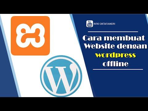 cara-membuat-website-offline-dengan-wordpress-di-xampp