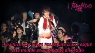 SNSD - Way to go Live (Sub Español)