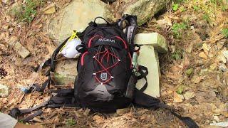3V Redline Surge Grayman Go Bag