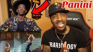 ONE HIT WONDER??? Lil Nas X - Panini (Official Audio) (Reaction)