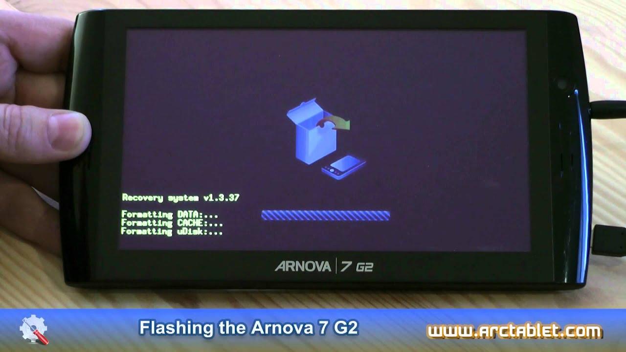 Arnova 7 g2 прошивка скачать