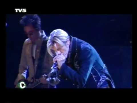 DAVID BOWIE - THE JEAN GENIE - LIVE 2003