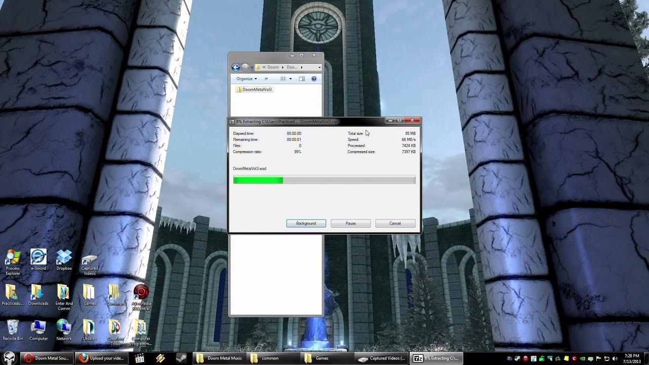 Doom Music Mod Installation