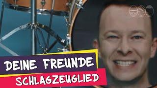 Deine Freunde - Schlagzeuglied (offizielles Musikvideo)