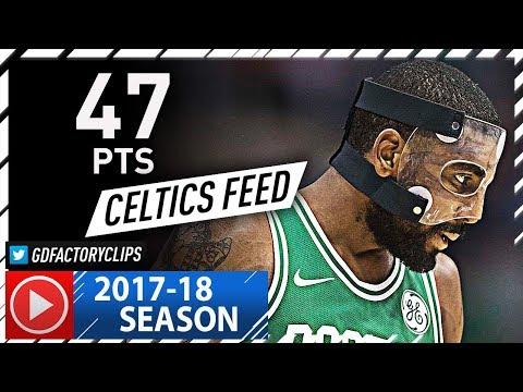 Kyrie Irving Full Highlights vs Mavericks (2017.11.20) - EPIC 47 Pts, Celtics Feed