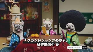 犬 めちゃコミックCM