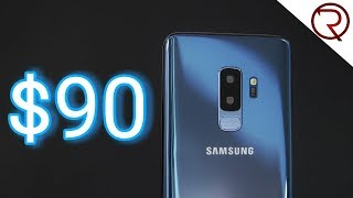 The $90 Fake Samsung Galaxy S9+