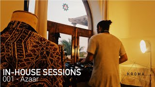 In-House Sessions 001 - Live with Azaar