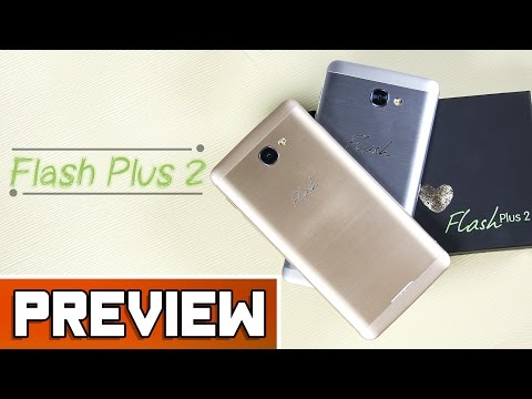 [Preview] : Flash Plus 2 by SiamPhone