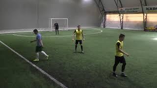 Полный матч Falcons 10 1 Эверласт Турнир по мини футболу в Киеве