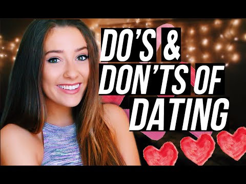 Thumbnail: Do's & Don'ts of a First Date! | Caitlin Bea