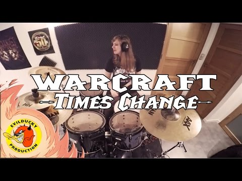 World of Warcraft - Times Change [Metal Cover]