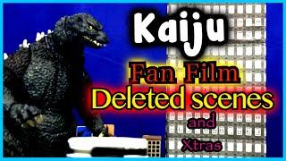 Kaiju Fan Film unused footage and stopmotion.