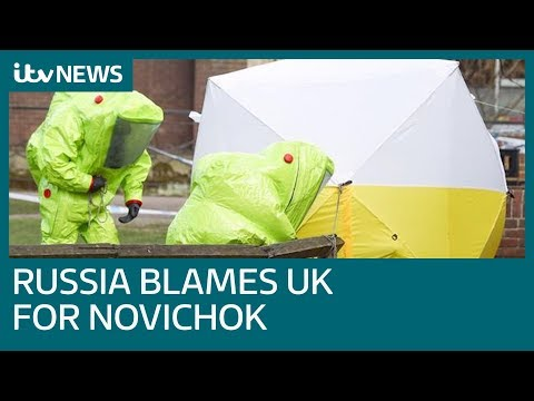 Russia claims UK 'spoiling' relationship between the two countries | ITV News