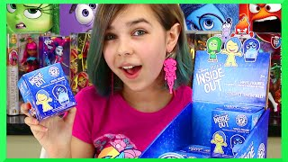Disney Pixar Inside Out Funko Mystery Mini Blind Box Opening and Mini Movie Review