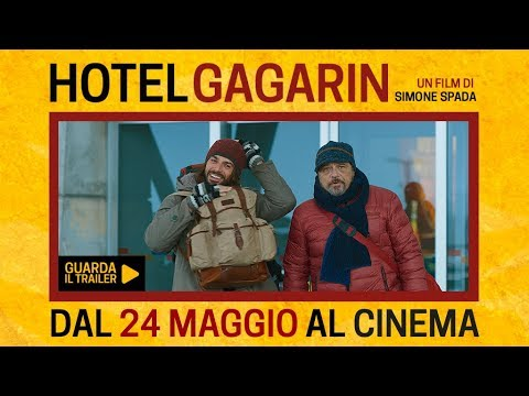 'Hotel Gagarin' di Simone Spada - trailer