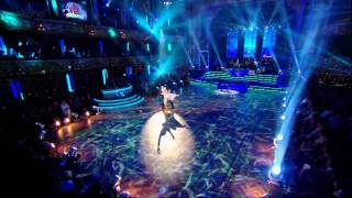 Pamela Stephenson & James Jordan - American Smooth - Strictly Come Dancing - Week 8