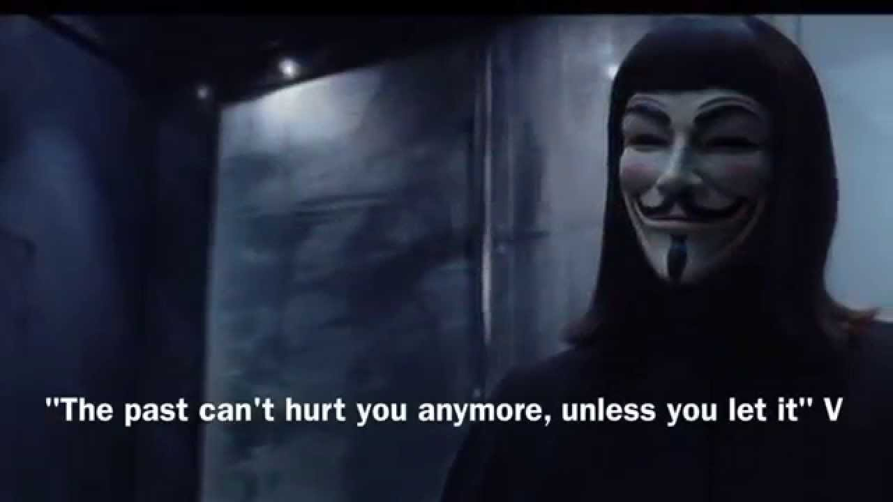 Top 10 V For Vendetta Quotes