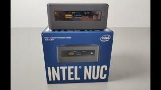 Intel NUC Celeron J4005 Review (NUC7CJYH) First Look At Gemini Lake