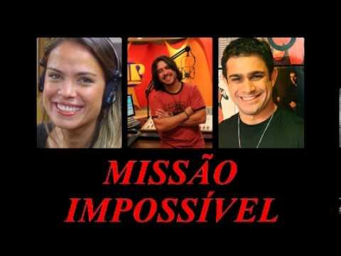 Missão Impossível Jovem Pan 18 07 2012 Youtube