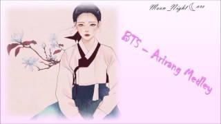 [Nightcore] BTS - Arirang Medley