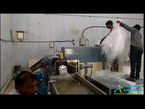 Plastic 2 Stage Recycling Machine By Archana Extrusion Machinery Manufacturing, Ahmedabad