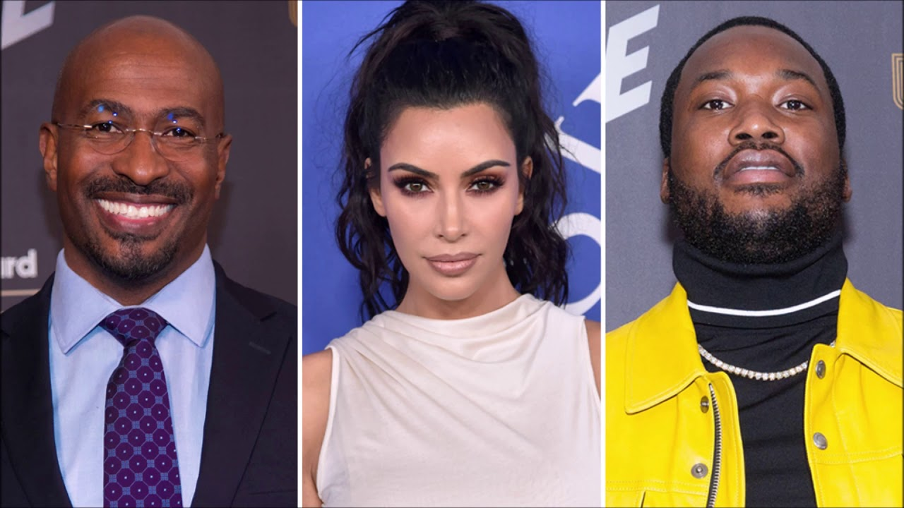 Criminal Justice Reform Summit Announced With Van Jones, Kim Kardashian, And Meek Mill