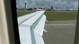 FS2004 - Austrian A320 Runway 29 Arrival @ Vienna Schwechat