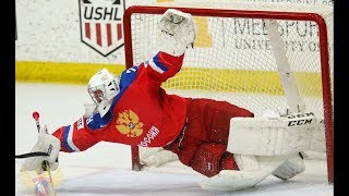 Турнир пяти наций. Россия U18 - Чехия U18 - 9:2