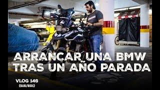Arrancar una BMW después de un año parada | Viajar a México Vlog 146 (S15/E01)