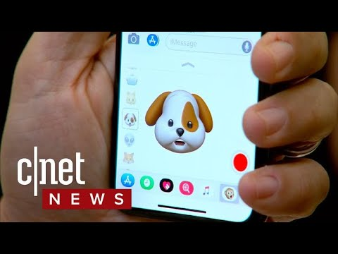 Download Youtube: See Apple's new Animojis in action on iPhone X (CNET News)