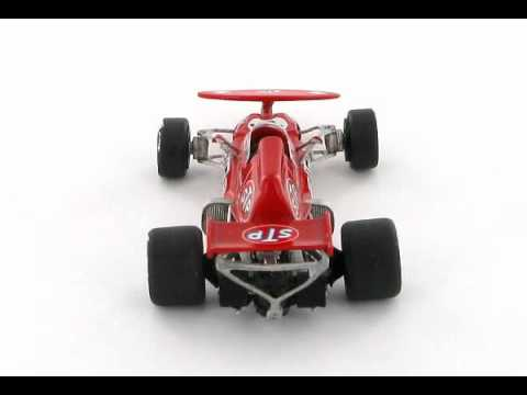 March Cosworth 721 Niki Lauda Argentine GP 1972 1:43 Scale Model car