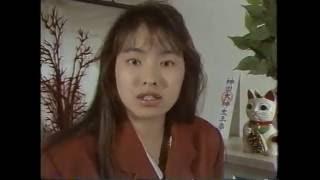 バブル真っ只中の頃の深夜番組。まだ若々しい田中美奈子や改造前の叶美...