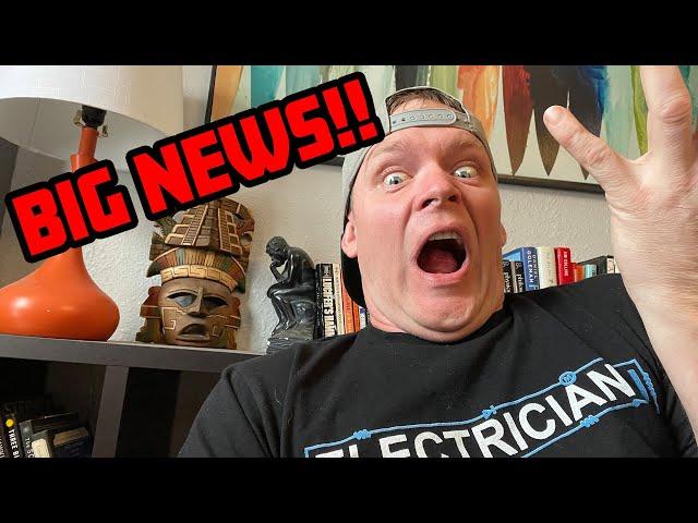 BIG NEWS!!!