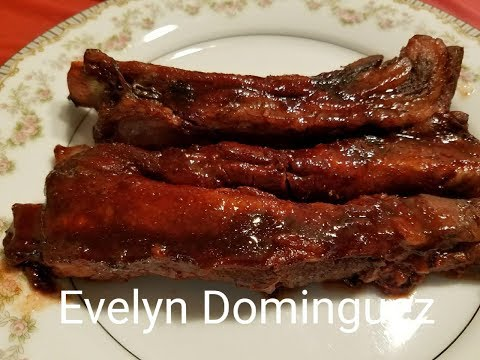 How To Make Chinese Spareribs
