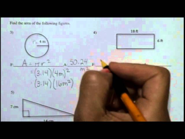 Geometry Practice Test Honors - Lessons - Tes Teach