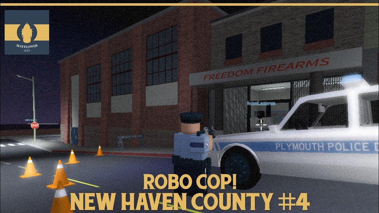 State Of Mayflower Roleplay Nhc 4 Robocop By Synctheplayer - mayflower roblox map