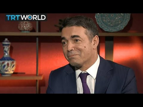One on One: Interview with Macedonian Foreign Minister Nikola Dimitrov