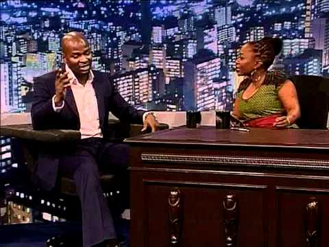 ALEX OKOSI ON LATE NIGHT WITH KGOMOTSO2...