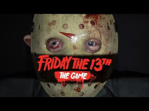 Gojira2012 plays FRIDAY THE 13TH (PS4) - Part 4 Jason & Jarvis House