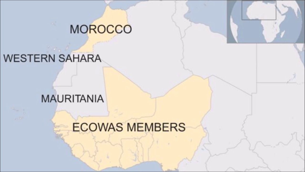 Morocco To Become Part Of West Africa