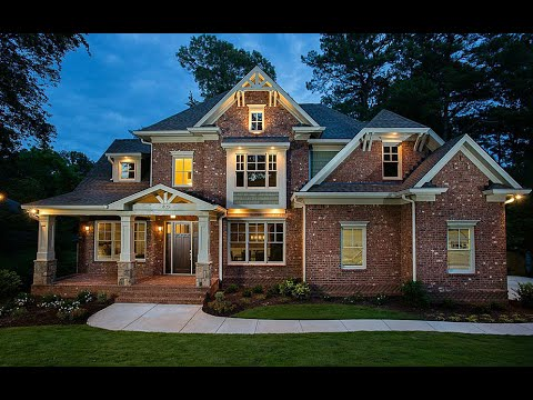 Home remodeling atlanta ga glazer construction atlanta for New modern homes in atlanta ga