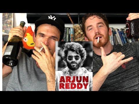 ARJUN REDDY | Trailer & Teaser REACTION!!!!