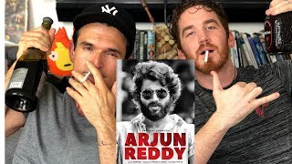 ARJUN REDDY | Trailer & Teaser REACTION!!!!