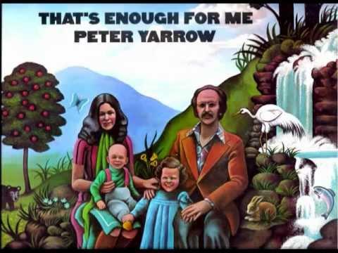 peter yarrow - isn't that so