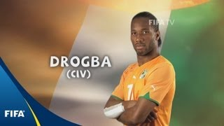 Didier Drogba - 2010 FIFA World Cup