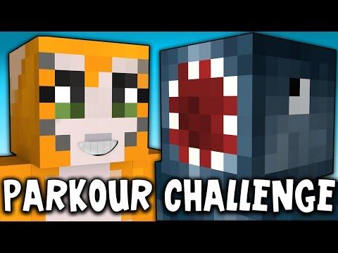 STAMPY & SQUID'S Parkour Challenge! - Custom Parkour Map! [#2]
