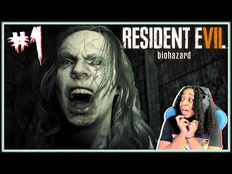 I DON'T LIKE THIS!!! | RESIDENT EVIL 7: BIOHAZARD EPISODE 1 GAMEPLAY!!!