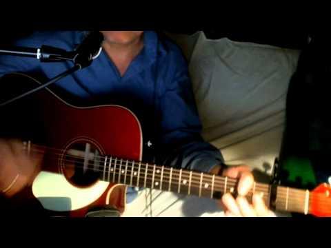 Wieder allein, natürlich (Gilbert O´Sullivan Alone Again,Naturally) Erdmöbel Cover Akustikgitarre