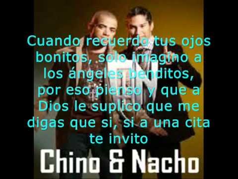 Tu Angelito Soy Yo-chino & Nacho